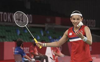 蔡英文:东奥比赛有输赢 跨国界的感动在流传