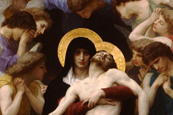 《聖母憐子圖》