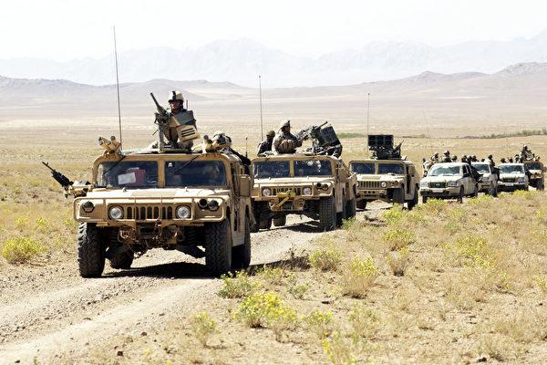 分析:美國從阿富汗撤軍 中共為何生懼