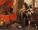 克罗索斯以亡国的代价 领悟了神谕和幸福