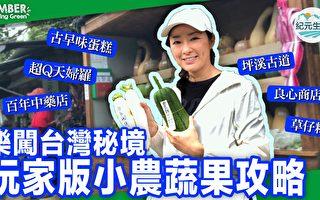 樂闖台灣祕境 玩家版小農蔬果攻略