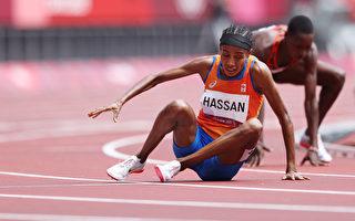 东奥田径奇迹逆转 哈桑跌倒仍夺预赛第一