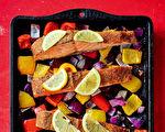 低卡料理不好吃?摩洛哥式香料鲑鱼就不一样