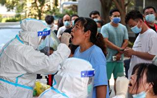 河南江蘇疫情嚴重 多地升級為中風險區