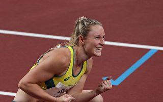 澳洲奥运选手超市谋生 背后故事感动千万人