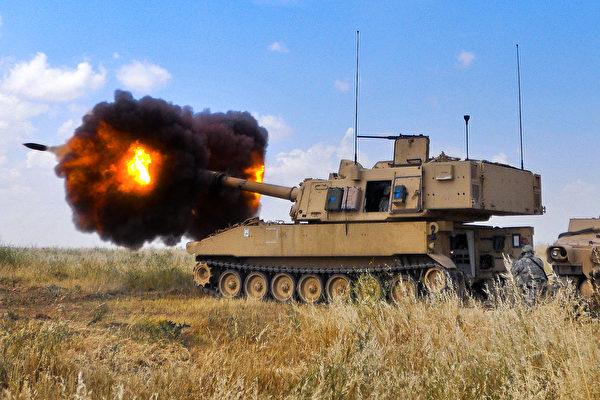 拜登政府首宗对台军售 含40辆M109自走炮