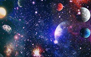 黃翔:宇宙時空岩文(之一)