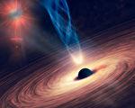 科学家首次探测到来自黑洞后面的光回波