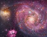 研究发现一颗金属恒星正高速冲出银河系
