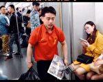 东奥之时 前中国体操冠军乞讨照网上热传