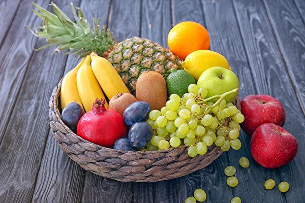 吃太多高甜度水果是引发夏日高血糖主因。(Shutterstock)