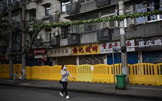 组图:武汉疫情持续扩散 中风险区范围扩大
