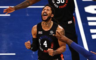 NBA尼克斯签下飙风玫瑰 传合约3年4,300万美元