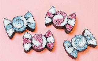 糖果饭卷:零门槛 好吃又好玩的造型饭卷