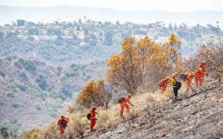 縣監事:加州野火皆因管理不善 非氣候變化