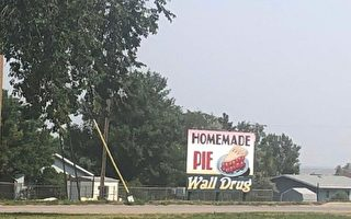 【名家专栏】怀旧美国情 有感沃尔名镇广告牌