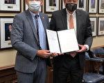 阿拉巴馬州奧本大學與台灣國立成功大學簽合作協議