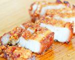 【美食天堂】炸香脆五花肉做法~外酥里嫩不油腻!