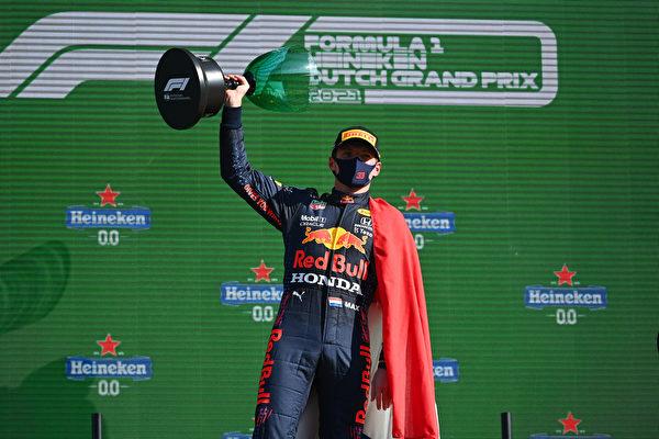 F1荷兰站 维斯塔潘主场夺冠 领跑车手积分榜