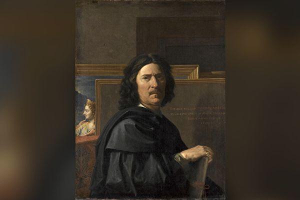 《普桑与神》Nicolas Poussin(上)