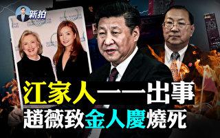 【拍案惊奇】赵薇供词会引恐慌?江派人士连出事