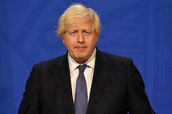 是否挺台抗共 英首相:支持美國領導全球