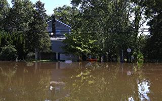艾达飓风重创名单又添4 新泽西一半县成重灾区
