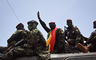 幾內亞軍事政變 專家分析中共強硬表態內情