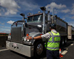 憂病毒傳播 卡車司機入境西澳被令出示陰性檢測結果
