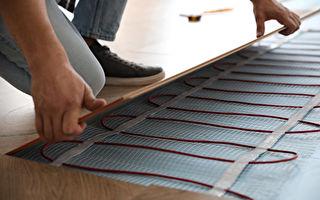 新发明木地板靠人流走动发电
