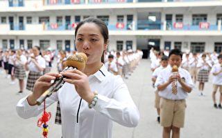 中國小學男教師比例過低