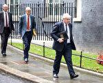 英重组内阁 多职位换将 拉布转任司法大臣