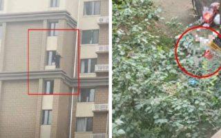 河北男子將孩子從29樓扔下 並捅傷妻子