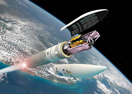 韦伯太空望远镜定于12月8日发射升空