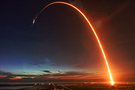 以新技术发射数亿美元卫星 美太空军勇于创新