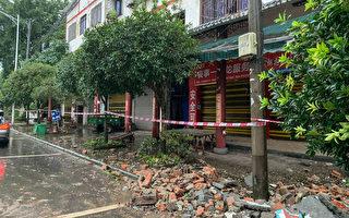 四川泸县6.0级地震3死88伤 数万间房受损