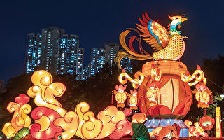 香港康文署今起於三區舉辦中秋綵燈會