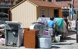 维修遭Ida飓风破坏的房子遇抬价 可投诉