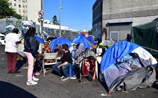 西洛杉磯遊民營再發生命案 凶手被逮捕