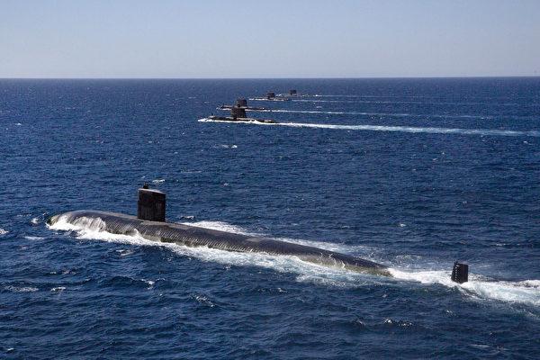 分析:英美澳防务合作 美军可直捣中共要害