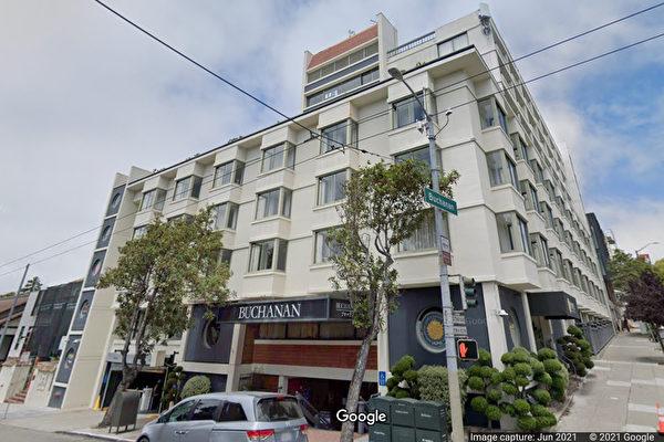 旧金山日本城无家可归安置楼 社区抵制获成功