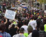 澳洲各大城市再集會 反強制接種 籲結束封鎖