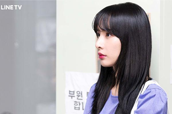雪娥與男團成員演《戀愛天文學》:劇本有趣
