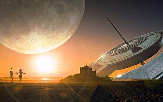 【月球之谜】为何桂子月中落?月球是宇宙飞船?