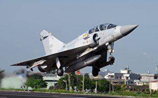 台與法國簽支援協議 大幅提高幻象戰機妥善率