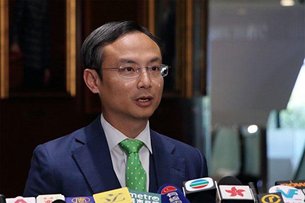 陈沛然宣布不参选下届立法会 指政治形势波涛汹涌