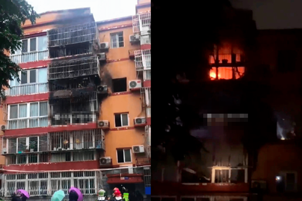 北京通州一小区凌晨发生火灾 5人遇难