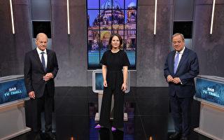 德国选前最后一场辩论:内容无新意 悬念增加