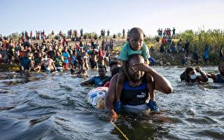 美驱逐海地移民 每日7航班 几十年来最大行动