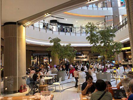 中秋连假大江购物中心周年庆 首三日成长五成